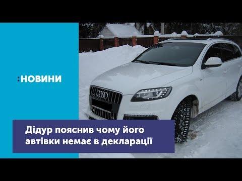 За що склали протокол про корупцію на заступника голови обласної ради