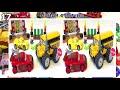 Фрагмент с средины видео - Тачки Молния Маккуин Найди Отличия Развивающие Мультики про Машинки Видео для Детей #2
