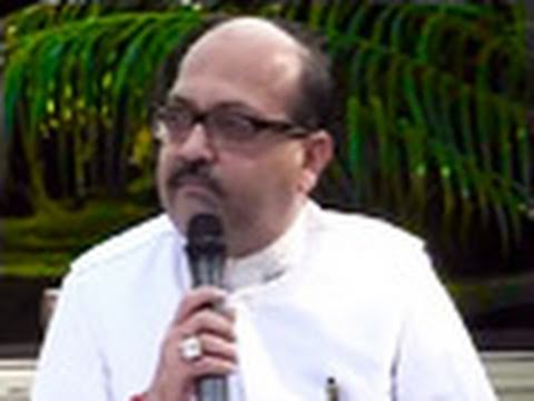 Amar Singh and head of Jaypee Group discuss cement bid