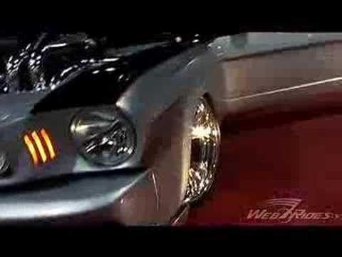 1000 hp Mustang!