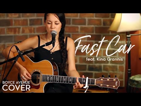 Tracy Chapman - Fast Car (Boyce Avenue feat. Kina Grannis acoustic cover) on iTunes