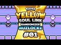 Pokemon Yellow Soul Link - EP01 | The Journey Begins!