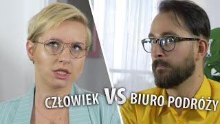 Zaczynam kabaret - Człowiek vs Biuro podróży