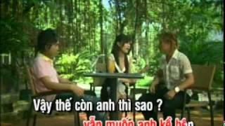 Tình yêu không tranh dành - karaoke ( only beat )