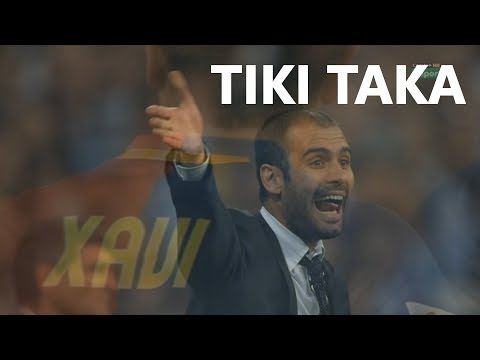 FC Barcelona Tiki Taka vs Real Madrid -M7INnQGoBkE
