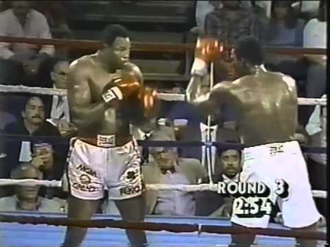 Larry Holmes vs Carl &quot;The Truth&quot; Williams  (NBC Broadcast)