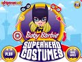 Фрагмент с начала видео - Baby Barbie Superhero Costumes - Baby Barbie Games  HD