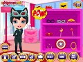 Фрагмент с конца видео - Baby Barbie Superhero Costumes - Baby Barbie Games  HD