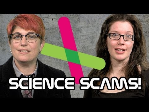 Science Scams: Bad Science, Bad People