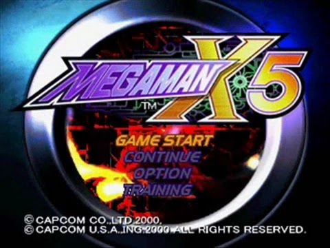 Let's Play Mega Man X5! (Part 1)