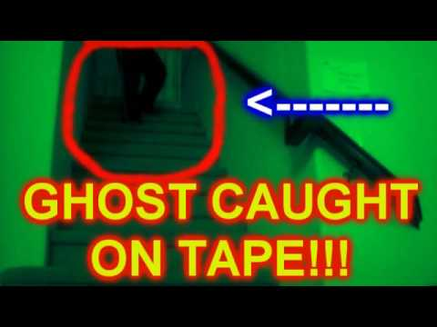 Ghost Caught On Tape (PARANORMAL ACTIVITY) REAL SCARY!!! -M8nDKHjJLMQ
