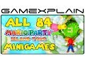 Mario Party: Island Tour: All 84 Minigames (Gameplay Footage Of Every One) [Nintendo 3DS]