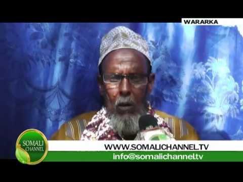 WARKA SOMALI CHANNEL Caaqilka cusub ee Garikoombe oo ka hadlay waxa lagu doortay 20 06 2012.mpg