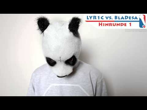 LYR1C vs. BlaDesa - Hinrunde 1