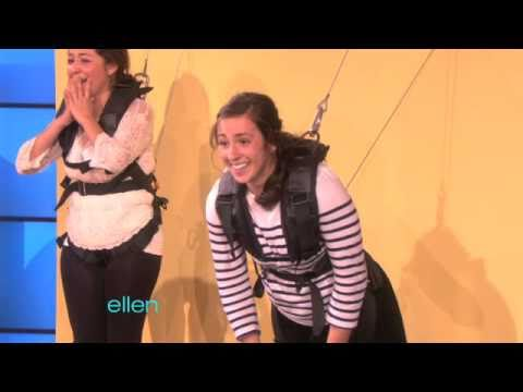Ellen-s Hilarious New Game: Cut the Cord!
