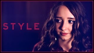 Style - Taylor Swift - Cover by Ali Brustofski & PopGun (Official Music Video)