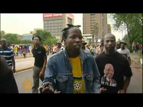 South Africa rally compounds ANC-s worries