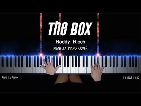 Roddy Ricch – The Box | Piano Cover by Pianella Piano