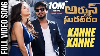 Kanne Kanne Full video Song - Arjun Suravaram