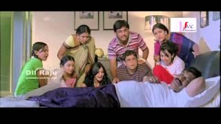 SVSC-  Unseen scenes of SVSC - Ahuti Prasad