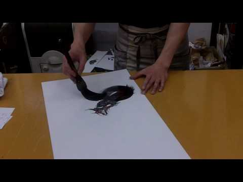 Japanese Dragon Painter {Skillful}