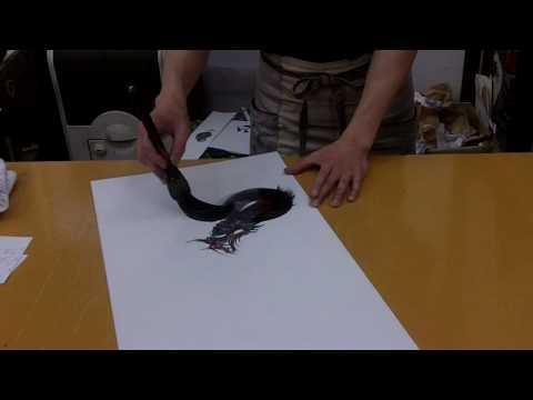 Japanese Dragon Painter {Skillful}
