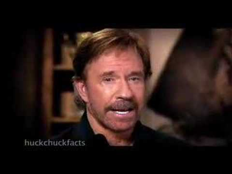 Mike Huckabee Ad: Chuck Norris Approved