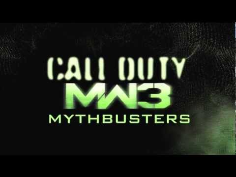 Episode 1 - Modern Warfare 3 Mythbusters