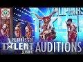 Pilipinas Got Talent 2018 Auditions: Move as Juan - Dance