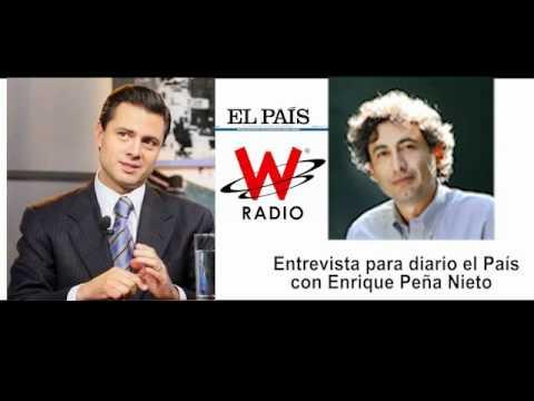 Peña Nieto - No soy la señora de la Casa. Entrevista W Radio - #TortilleriaEPN (parte I)