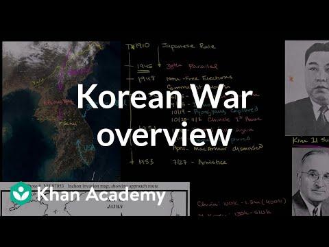 Korean War Overview