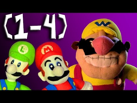 Mario & Luigi! Stache Bros - Episode 1-4 - Bowser's Castle