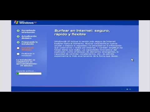 como formatear e instalar windows xp -MEwFmMTRsrs