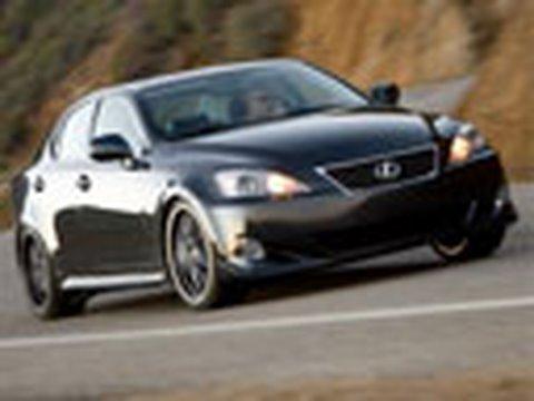 Zippy Lexus:  Lexus IS 250 F-Sport @ the Track