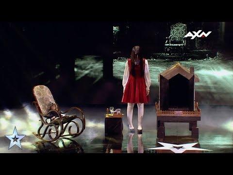 """""""Asia's Got Talent"""" шоуны шүүгчдийг айлгасан үзүүлбэр"""