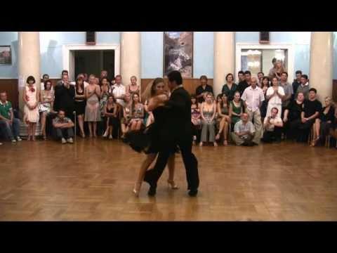 Sebastian Arce & Mariana Montes, Sabor del Tango 2010, Yalta (3)