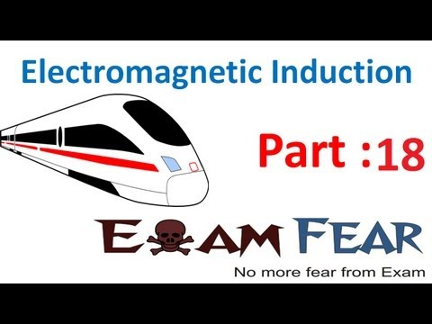 Physics Electromagnetic Induction part 18 (Mutual inductance between long solenoids) CBSE class 12