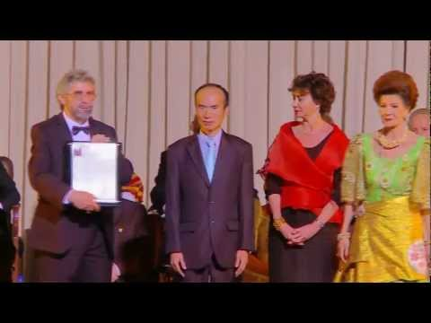 Mission Earth - Speech at the Gusi Peace Prize ceremony 2011
