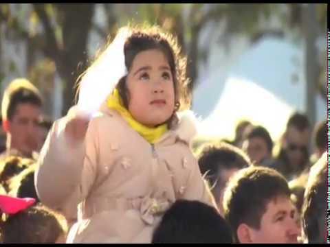 La Virgen del Carmen en las calles de Nogoyá: Testimonios de los fieles