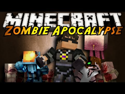 Minecraft: Zombie Apocalypse Part 1!