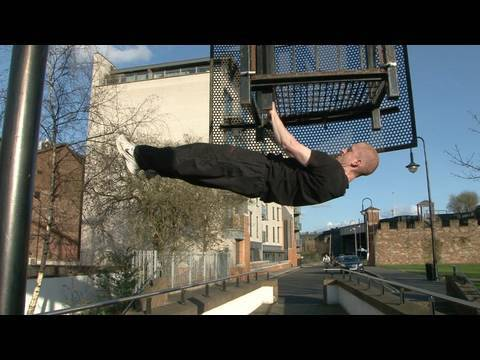 Strength Training And Conditioning For Parkour 2