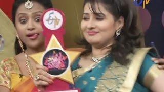 Star Mahila 25-11-2015 | E tv Star Mahila 25-11-2015 | Etv Telugu Show Star Mahila 25-November-2015