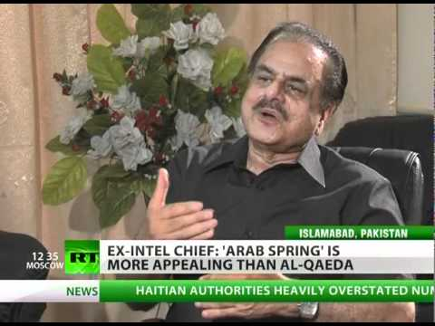 Gen. Hamid Gul: US will start WW3 if war expands to Pakistan