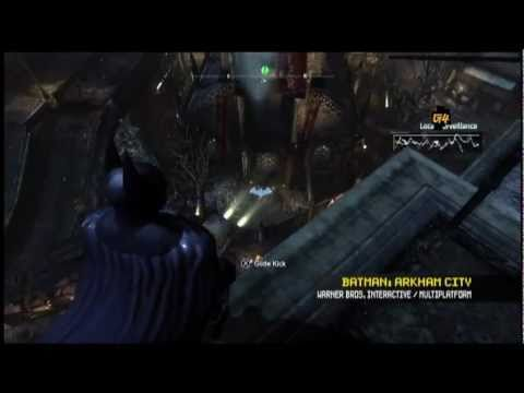 Batman:Arkham city Gameplay (Harley Quinn's Playthrought)