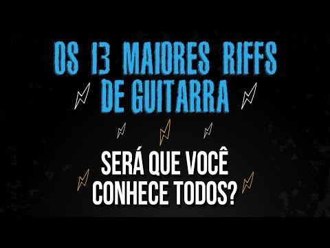 Dia Mundial do Rock - 13 motivos para você tocar guitarra e curtir ROCK - TVCifras