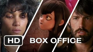 Weekend Box Office - October 26-28 2012 - Studio Earnings Report HD