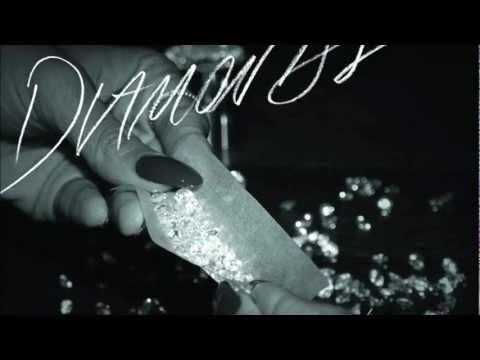 Rihanna mit diamonds :D