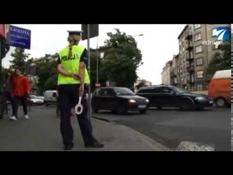 piesi ofiarami smiertelnymi wypadkow drogowych