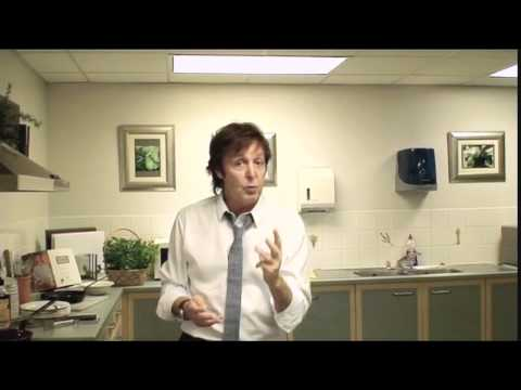 Paul invites you to invent the next Linda McCartney Foods product!