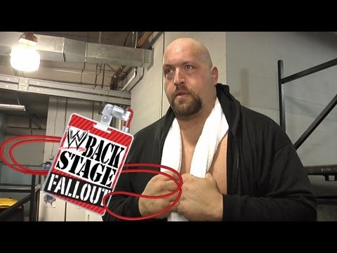 "Must-See Fallout edition - ""Backstage Fallout"" SmackDown - September 28, 2012"
